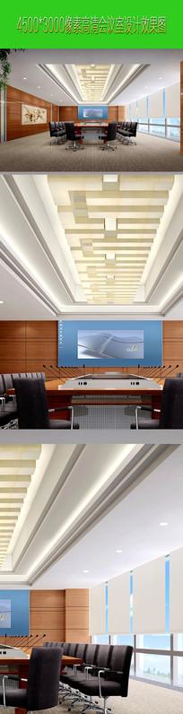 高清会议室设计方案