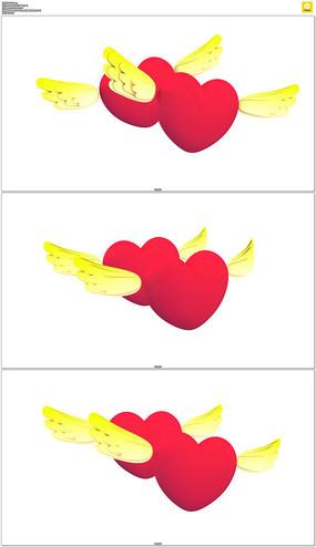爱的两颗心