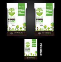 种植环保简约化肥包装袋设计