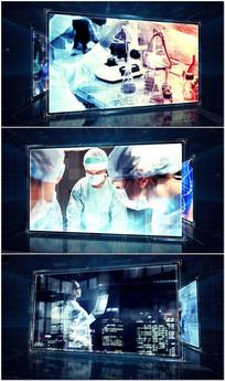生化医疗研究科技内容展示