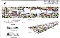 工业用地景观改造设计