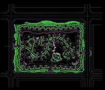 地产园林绿化设计CAD图纸