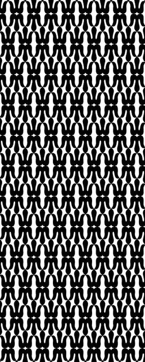 黑色簡單紋理圖案