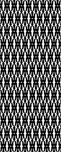 黑色简单纹理图案