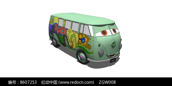 卡通汽车造型玩具图片