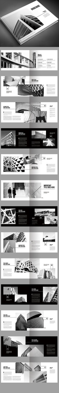 毕业设计建筑摄影作品集画册