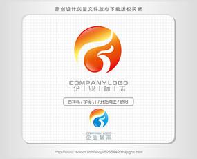 机械公司标志logo