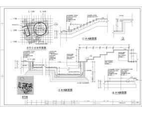 CAD水池施工图
