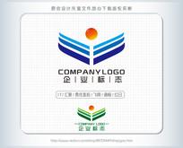 学校教育文化LOGO标识设计
