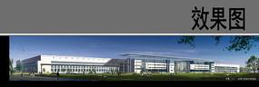学校建筑设计 JPG