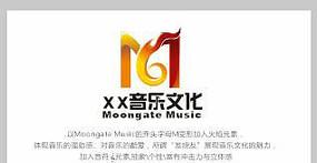 M6炫酷发烧音乐网站标志