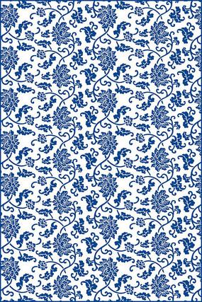 青花瓷底纹