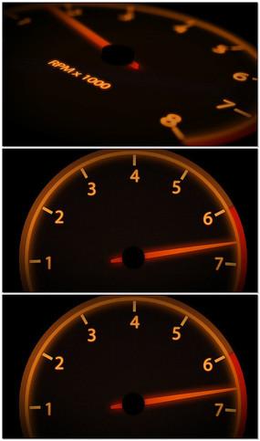 油表视频ae模版