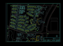 楼盘建筑平面布置图