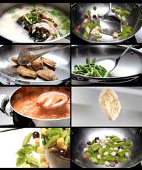 做菜美食菜品合集视频