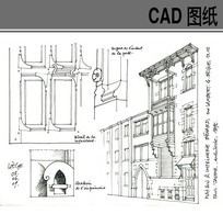 西方古典建筑构件