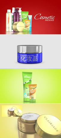 ae化妆品宣传推广模板