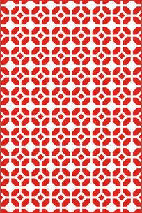 几何规则多边形底纹图案