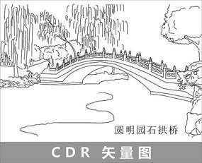 [CDR]矢量柳樹
