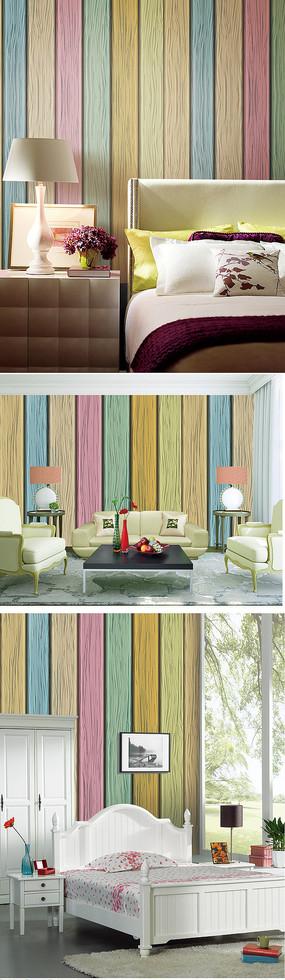 现代简约抽象花纹图案墙纸