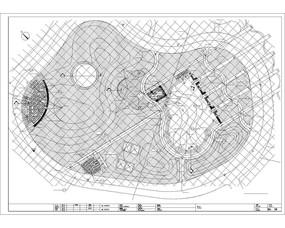 儿童游乐场平面图