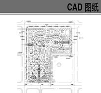 某小区规划CAD平面