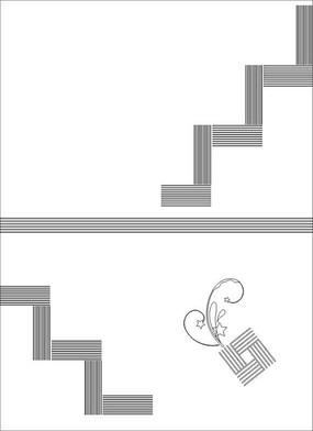 阶梯矢量图