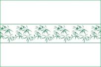 竹子移门图案