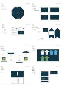 品牌VI设计模板