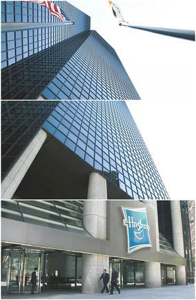 大厦高楼建筑