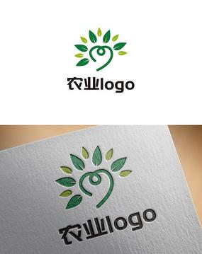 生态农业农产品食品logo设计
