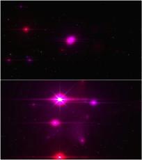 LED舞台星光闪烁灯光视频
