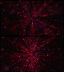 眩目舞台led光线背景视频