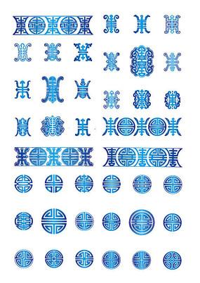 內蒙古花紋