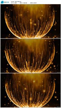 全息粒子投屏视频素材