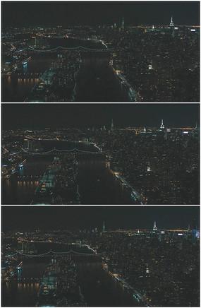 大楼灯光亮化