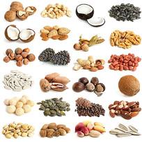 五谷杂粮抠图素材