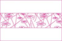 现代简约装饰板移门图案