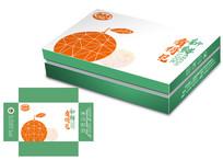 10斤裝臍橙包裝水果包裝
