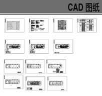 知名火锅连锁店平面图