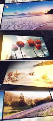 图片展示照片墙标志展示模板