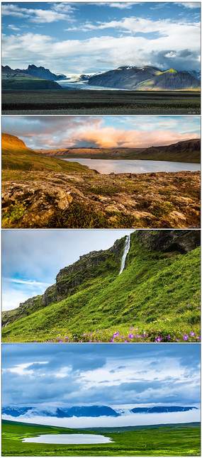 自然景观自然风景