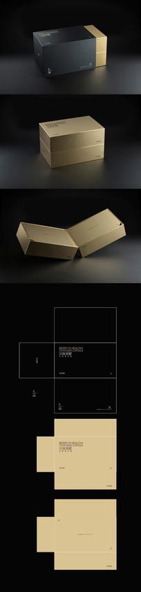 简约时尚风格异形包装设计