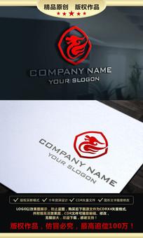 中国龙LOGO设计