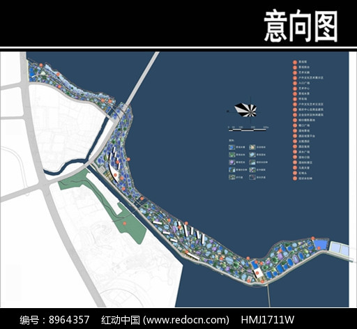 某华侨城景观平面图图片