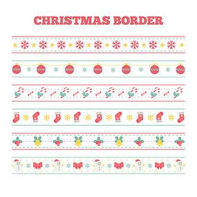 圣诞矢量图