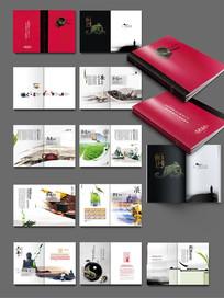 中国风茶叶宣传手册