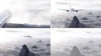 飞机飞行视频