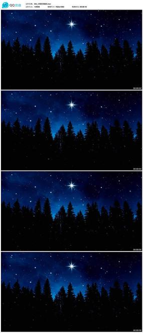 夜景高清视频
