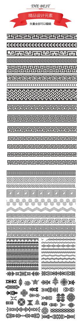 中國傳統圓形紋樣